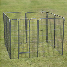 Dogs application & Eco-friendly feature dog playpen outdoor kennels with door