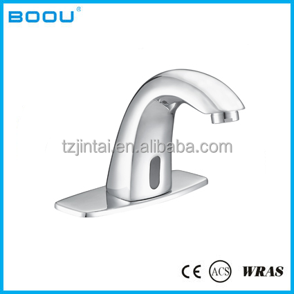 Brass hospital automatic basin faucet
