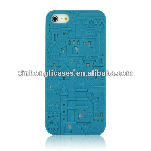 "hot sale for Iphone 5"" Hollow cases with factory price"