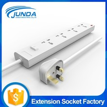 Chinese manufacturer quality assurance useful 13a switch function of socket outlet