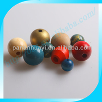 2014 Wholesale New Design Bulk Wooden Beads Necklace