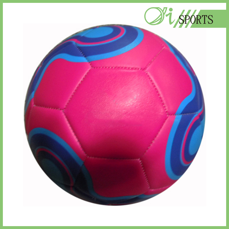 plastic manufacture factory promotional soccer ball