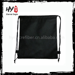 New design hot selling non woven small drawstring bag with high quality
