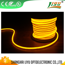 Indoor super thin small color changing mini led rope strip light