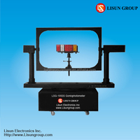 LSG-1950S economic Goniophotometer for Traffic and Aircraft Lighting Test has high accuracy