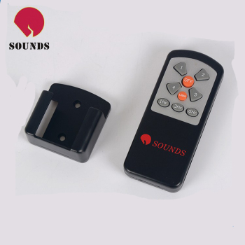 remote controller light and fan with speed control