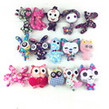Cute mini 8 cm & 10 cm Cloth mixed with small toys keychain toy,plush keychain toy manufacture