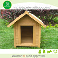 China supplier new design fir wood best dog kennels