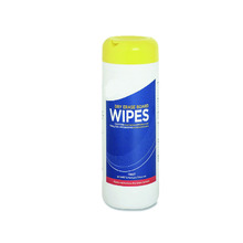 Soft Lint Free Room Wiper Dust Cleaning Hydrophobic Nonwoven Fabric Dry Wipes