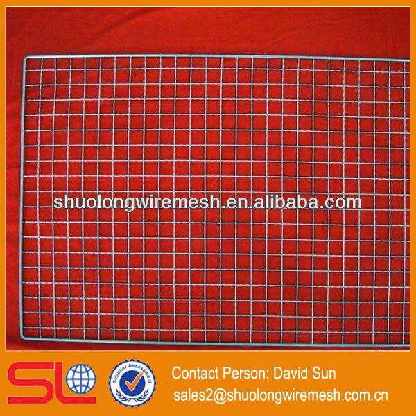 stainless steel barbecue bbq grill wire mesh net,roast fish meat BBQ mesh,toast mesh.