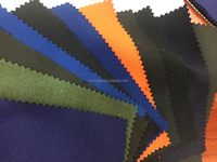 Manufacturer twaron woven fire retardant fabric for security guard uniforms/ korea aramid fiber fireproof fabric