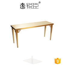 Hot sale glass jewelry display table ,retail display table ,clothing display table