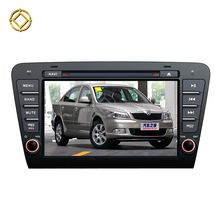 Quad Core Android Touch Screen Car Multimedia System for Skoda Yeti GPS DVD with Radio Navi Mirror Link CANBUS