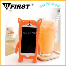 Silicone Mobile Phone case for Iphones