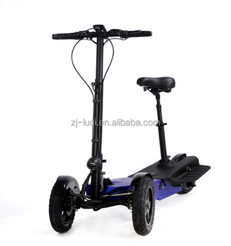 High Quality Scooter foldable 48v Three Wheel Electric Mobility Scooter