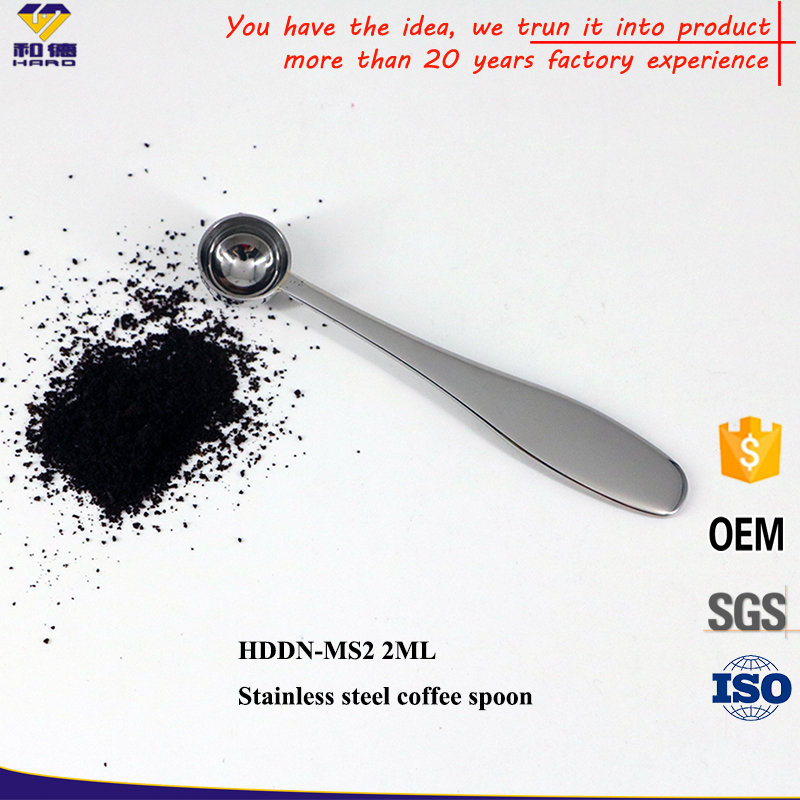 Besting selling safety stainless steel measuring scoop, Stainless Steel coffee scoop