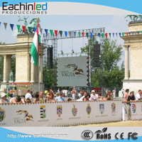 P6 xxx Photo Outdoor Full Color Rental LED Screen/Outdoor Mobile LED Screen P6