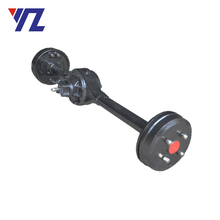 Heavy Duty 2 Speed Rear Axle Tricycle Rear Axle For 3 Wheel Car