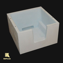 pre-fabricated Aluminum Silicate filter box for filtering