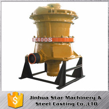 Smelting Low operating costs hp300 cone crusher from henan