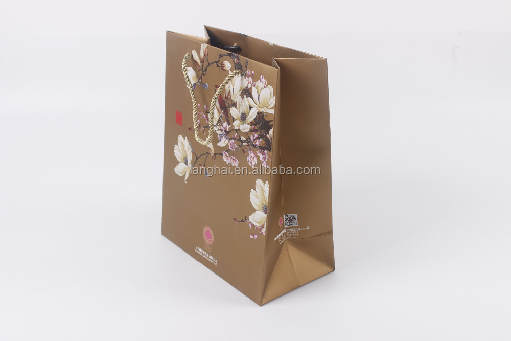 Suppliers china paper folding shopping trolley bag