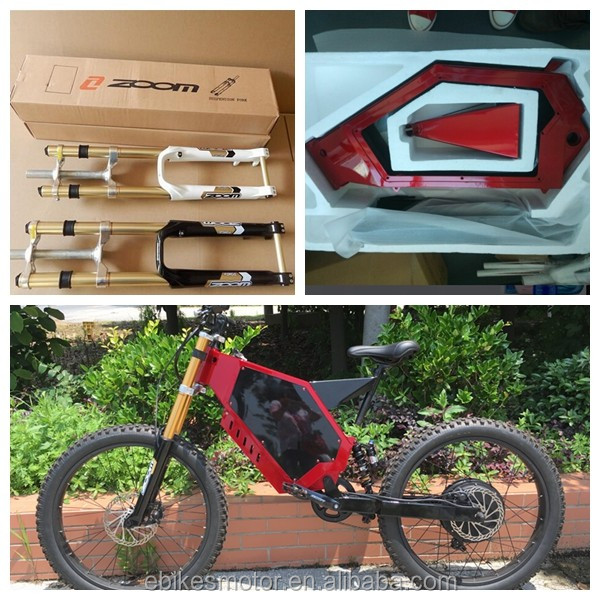 Promotion New arrival stealth bomber electric bike with 26*3.0 3000W Electric Bike Kit