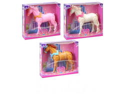 battery operated toy horse riding toy walking toy horse