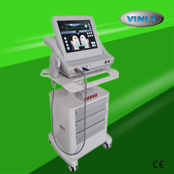 Medical grade high intensity ultrasound hifu anti-wrinkle beauty machine