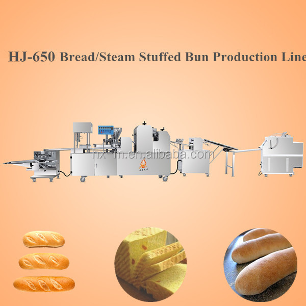 HJ-650 Commercial Bread Making Machine For Sale