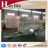 Galvanized strong box trailer for sale