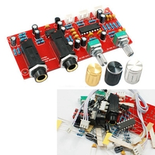 diy kit PT2399 Digital microphone amplifier board Karaoke plate reverb reverberator suite components
