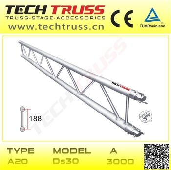 Stage Pipe Truss System Tech Truss For Sale