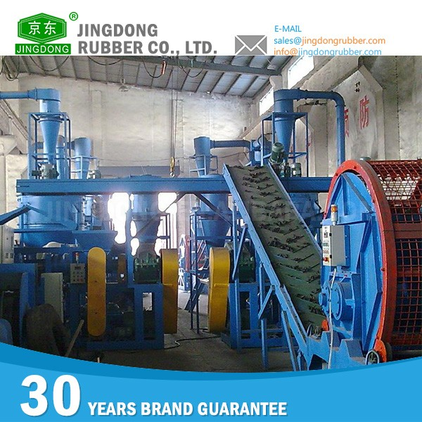 Rubber Machine plastic machines recycling