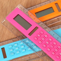 20 cm lcd ruler student calculator factory