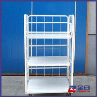Rolling Security Cage for Warehouse Storage