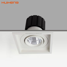9W Square High Quality Led Downlight Grille Lamp