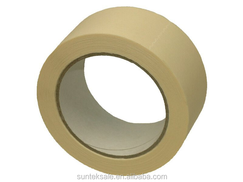 adhesive tapes or auto painting crepe paper masking tape