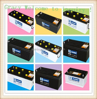 12V62AH Producing Super and Stable Quality DIN Lead Acid Sealed Maintenance Free Starting Battery(MF Car Battery Plant)