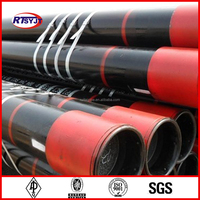 schedule 80 pipe wall thickness hdpe pipe wall thickness APIspec 5ct n80 l80 7inch 23ppf oil casing pipe