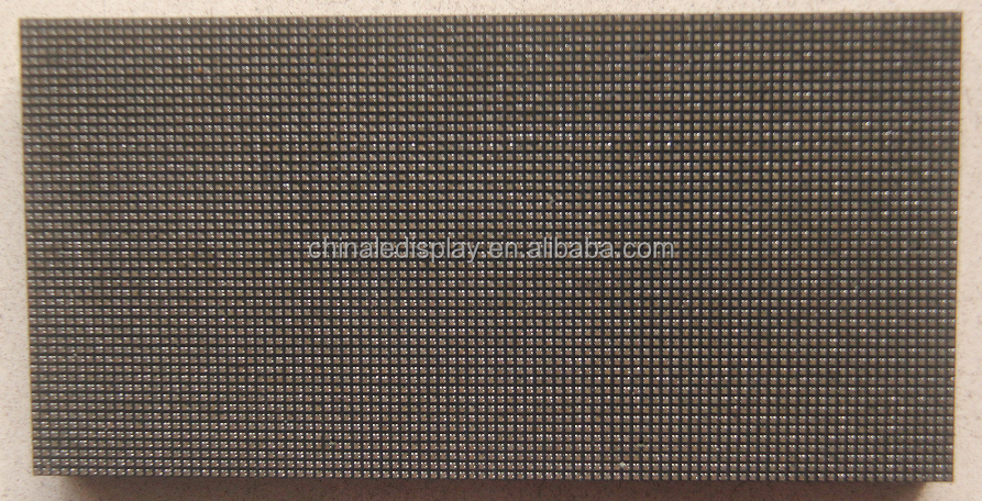 2015 New full color video P2 1010 SMD LED display board for hotel lobby