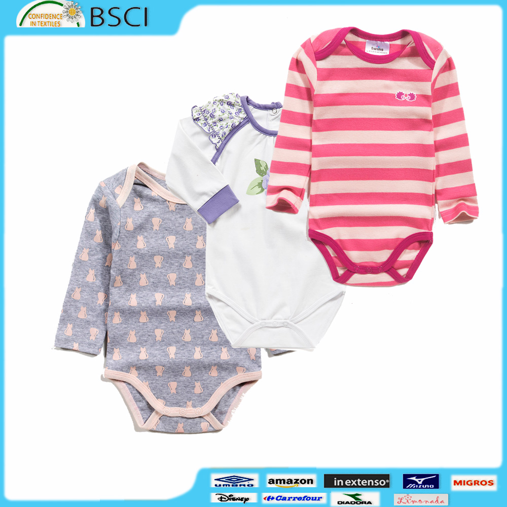 oem service chinese supplier wholesale bonds baby clothes ropa bangladesh