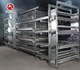 2018 style automatic chicken cage poultry farm equipment for broiler
