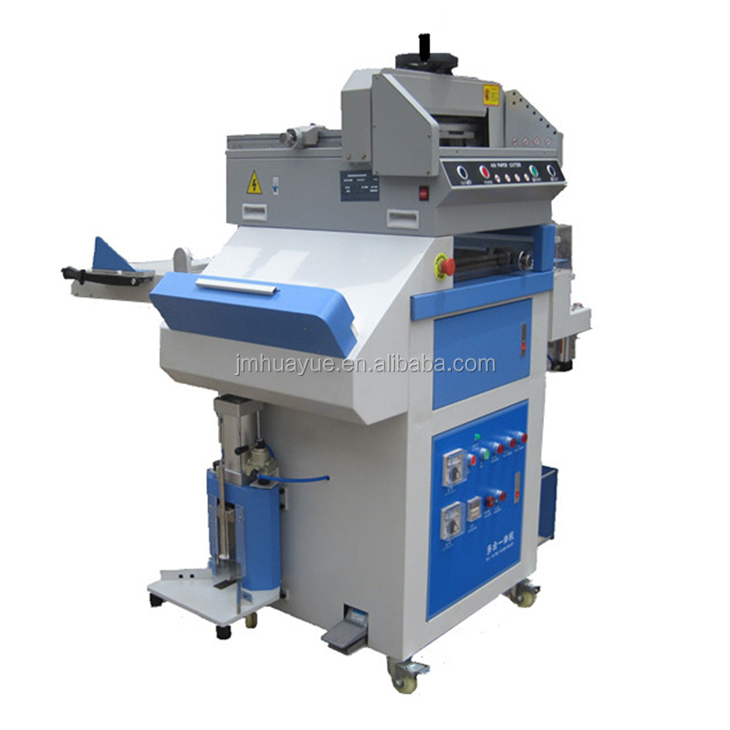 Automatic exercise book making machine