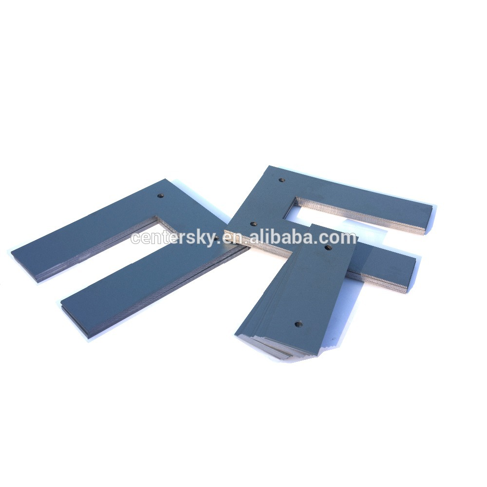 Cold Rolled UI Silicon Laminated Steel Transformer Iron Cores