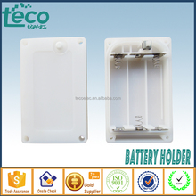 TBH-2A-3H Ningbo TECO 4.5V 3 x AA Batteries Waterproof Battery Holder Case Container w On/Off Switch