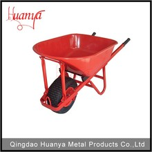 low price Industrial construction wheel barrow for WB8614H