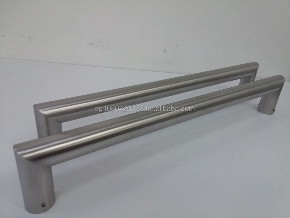 MADE IN SINGAPORE - STAINLESS STEEL PULL HANDLE