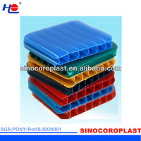 colorful and puncture resistance correx sheet