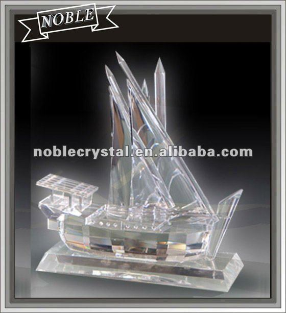 Noble Crystal Arab Dhow