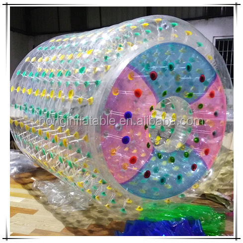 New products inflatable ball for people, inflatable roller ball for adults, inflatable ball pits for toddlers
